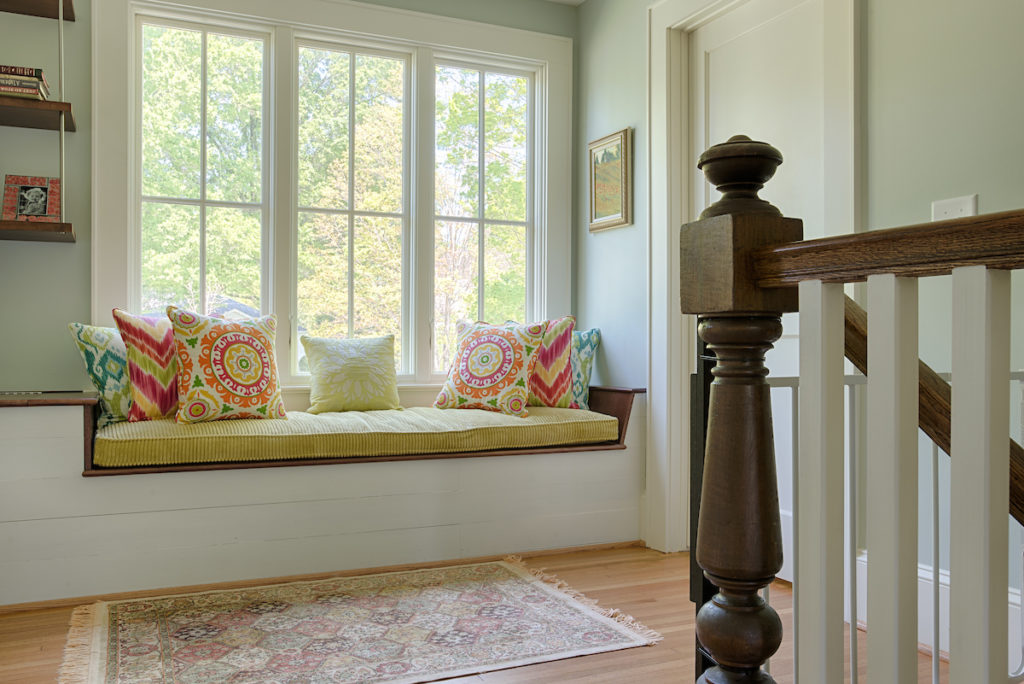 reading nook interior design