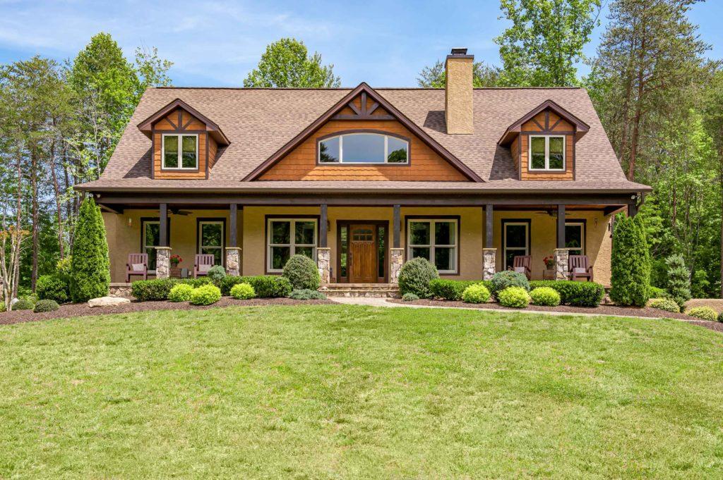 Elevation Custom Home